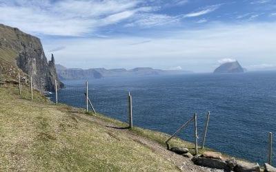 Útferð til Vágarnar